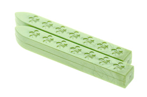 Sage Non-Wick Fleur Sealing Wax Stick - Sealing Wax - Backtozero