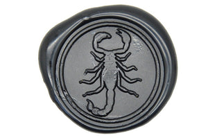 Scorpion Wax Seal Stamp - Wax Seal Stamp - Backtozero