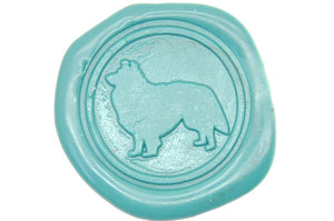 Shepherd Seal Stamp - Wax Seal Stamp - Backtozero