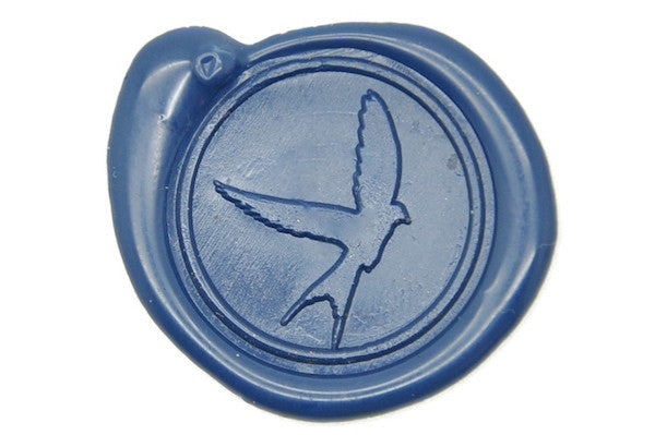 Swallow Wax Seal Stamp, Backtozero  - 1