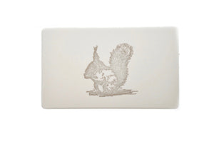 Woodland Rubber Stamp | Squirrel