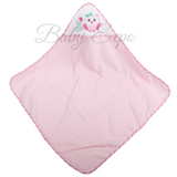 Baby Cotton Hooded Bath Towel