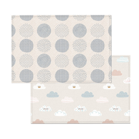 Parklon PURE Play Mat Size M (190) - Blue Spot