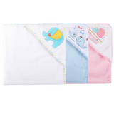 PREORDER Luvable Friends Baby Hooded Towel (76 x 76cm)