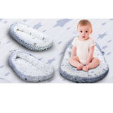 PREORDER Baby Lounger Newborn Co Sleeping Bassinet Reversible Newborn Cocoon Snuggle Bed