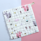 Baby Muslin Wash Cloth (30cm x 30cm) Newborn Square Hanky