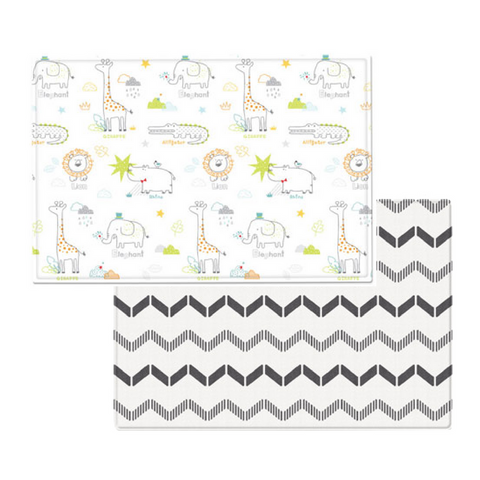 Parklon PURE Play Mat Size M (190) - Art Deco