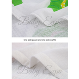 Honeycomb Cotton Gauze Good Absorbent Bath Towels 60 x 120cm