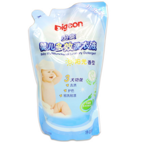 Pigeon Multifunctional Laundry Detergent Refill - Sunshine