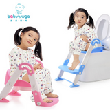 Babyyuga Step Stool Potty - Blue