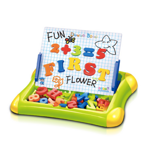 First Classroom Educational Learning Board - Green