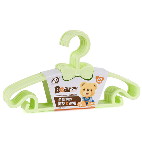 Baby Hanger (10pcs) - Green