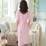 Maternity Nursing PJ Dress - PD002