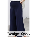 Maternity Fashion Three Quarter Long Pants