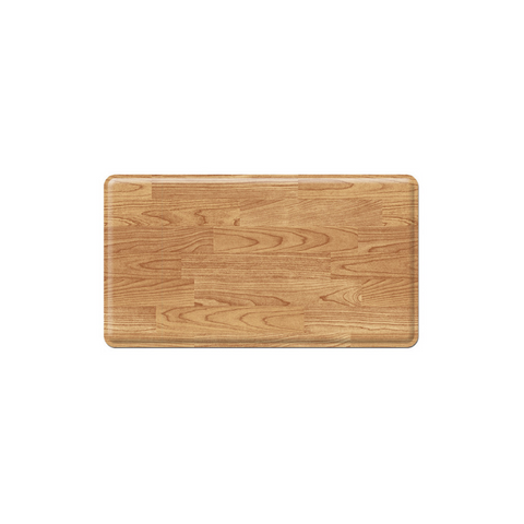 Parklon Multipurpose Mat 1.2 - Luxury Wood Size S (80x44x1.2cm)