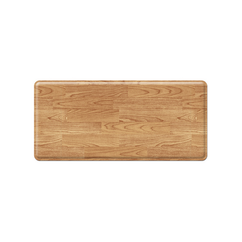 Parklon Multipurpose Mat 1.2 - Luxury Wood Size M (95x44x1.2cm)