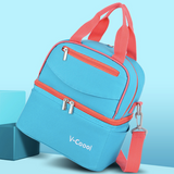 V-Coool Double Layer Cooler Bag (3388) - Blue