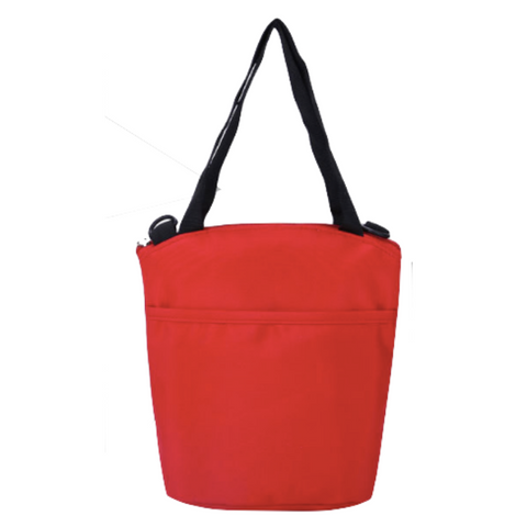 Breastmilk Cooler Bag (Sling) - Red