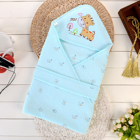 Baby Hooded Bath Towel - G02
