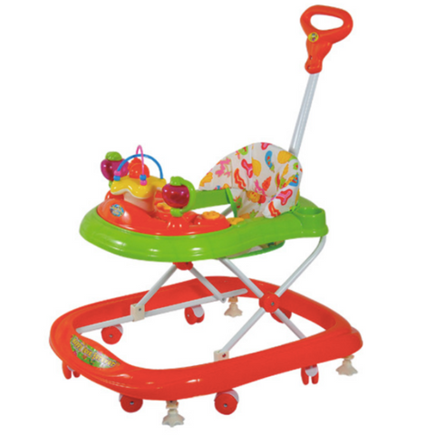 Baby Walker (Orange/Green)