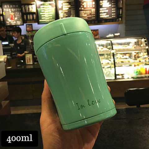 Thermal Cup 400ml - Green