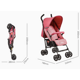 Good Baby D400 Stroller - Red