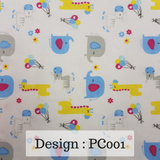 Cheery Baby Pillow Cover - Premium Cotton