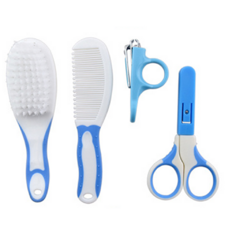 Baby Care Set - Blue