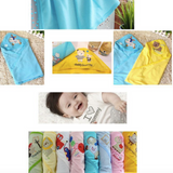 Baby Hooded Bath Towel - YN002
