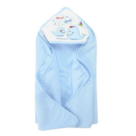 Baby Hooded Bath Towel - LF001