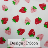 Cheery Baby Bolster Cover - Premium Cotton