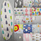 Cheery Baby Bolster Cover - Cotton