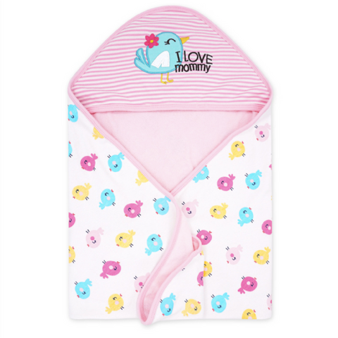 Baby Hooded Bath Towel (MCHT003)