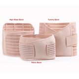 Maternity Girdle Support 3pcs Set