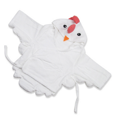 Baby Hooded Bath Robe (BR004)