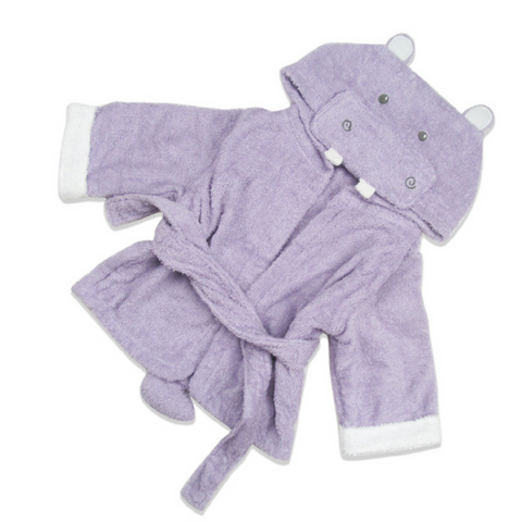 Baby Hooded Bath Robe (BR007)