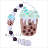 Teething Toy - Bubble Tea