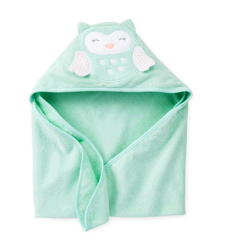 Baby Hooded Bath Towel (BLHT001)
