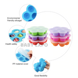 Silicone Easy Pop Food Storage Mould Container