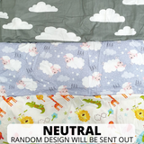 Cheery Baby Fitted Mattress Sheet - 2PC Bundle Deal