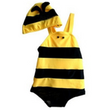 Kids Swim Wear (Bee)