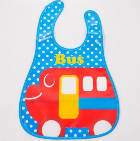 Waterproof Feeding Bib (WFB003)