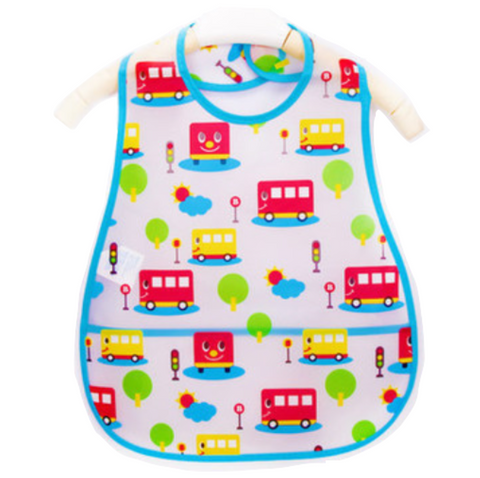 Waterproof Feeding Bib (WFB008)
