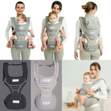aiMama Korea Hip Seat Baby Carrier