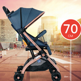 BBH Pocket Stroller QZ1 - Blue