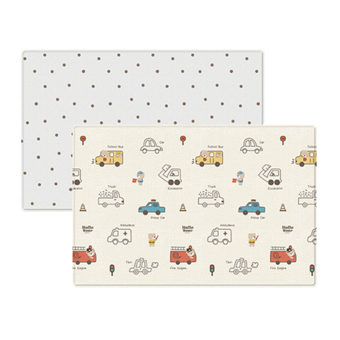 Parklon PURE Play Mat Size L (210) - Hello Bear Engines