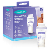 Lansinoh Breastmilk Storage Bags 180ml (100 Bags)