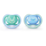 Philips Avent Ultra Air Pacifiers 2pc (6-18m)