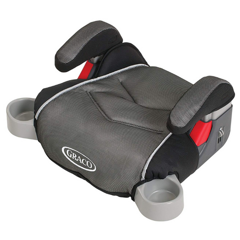 Graco TurboBooster Backless Car Seat - Galaxy