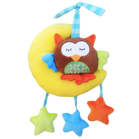JJOVCE Musical Toy - Owl